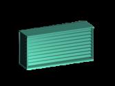 Block, Extruded Aluminum
