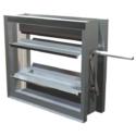 """Formed Steel Frame & 3v Blades, up to 12 w.g."""""""