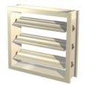 Thinline Opposed/Parallel Blade Damper