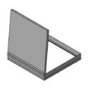 Square and Rectangular Ceiling Damper