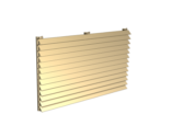 EL-1-CO PTAC GRILLE - CORE ONLY