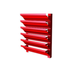 "6"" Deep Aluminum Equipment Screen"