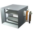Airfoil Blade Modulating Fire/Smoke Damper