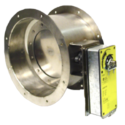 """Level IV Industrial Damper up to 5 w.g."""""""