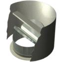 Weather Resistant Vertical Discharge BDD Cap