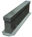 Metal Building Equipment Support