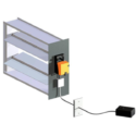 Rectangular Power/Balance™ Damper