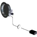 Single Blade Sticktite Round Power/Balance™ Damper