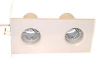Retrofit Terminal-Rectangular Ducts